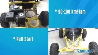 Motor Gokart 200cc Mesin 4 Tak Merek X5 Australia Promo Paling Murah