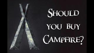 Skyrim Campfire Creation Club mod review!