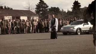 2nd 1st Farewell Their Fallen Comrades With A Huge Haka