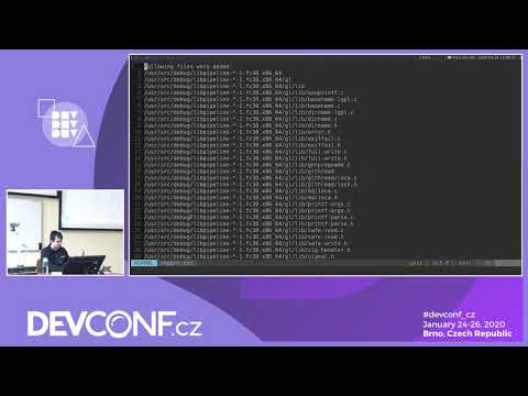 Rebasing RPM packages with rebase-helper - DevConf.CZ 2020