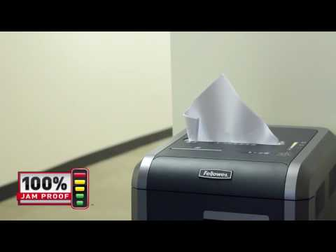 Video of the Fellowes Powershred 225Ci Shredder