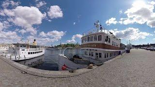 Stockholm in 360° Video