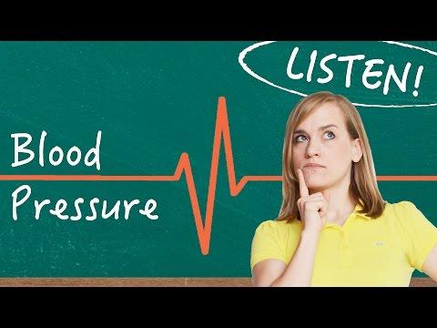 Schemaänderungen in den Blutdruck