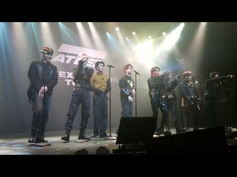 [ATEEZ EXPEDITION TOUR IN DALLAS 2019] ATEEZ - LIGHT