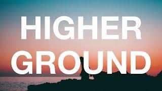 Gambar cover ODESZA - Higher Ground (feat. Naomi Wild) [Lyrics / Lyric Video]