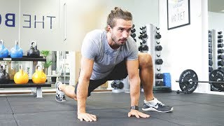15分15秒全身HIIT |身體教練 出處 The Body Coach TV