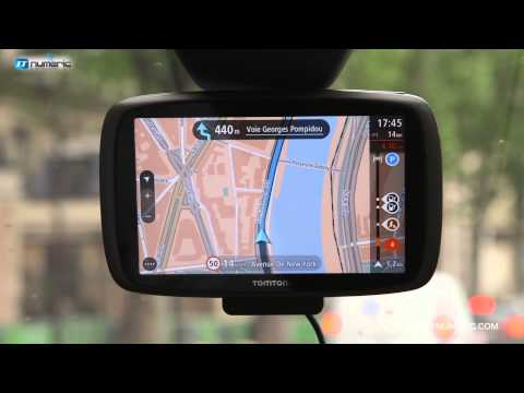 TOMTOM GO - TOMTOM TRAFFIC