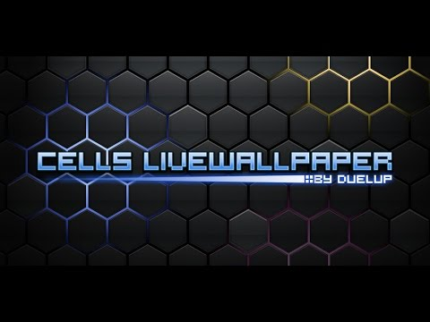 Video of Cells Live Wallpaper Free