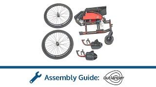 Outlander SP Assembly Guide