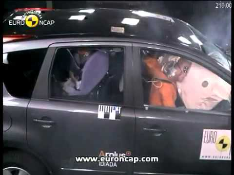 Nissan Note 2006 Euro NCAP Crash Test Mp3