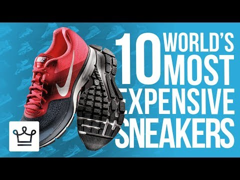 94fcc983c62d Ep 342 NIKE Alpha Menace Elite REVIEW. play. Top 10 Most Expensive Sneakers  In The World play