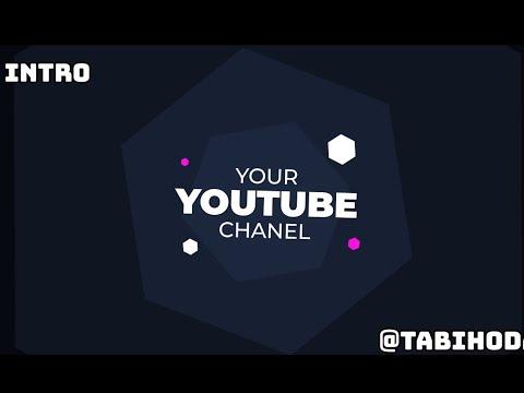 Youtubeのイントロと登録ボタンを作ります 海外で培ったスキルでキャッチ-な動画をご提供します! イメージ1