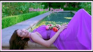 -- Bright Colors -- ♫ ♦ Shades of Purple ♦ ♫ 1080p HD