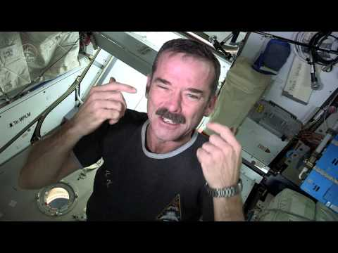 How Astronauts Trim Their Nails In Zero-G