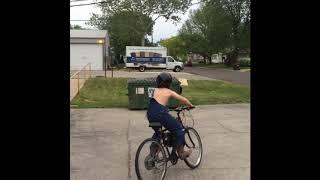 Ronnie Mac The 3rd Sends Danny Bike