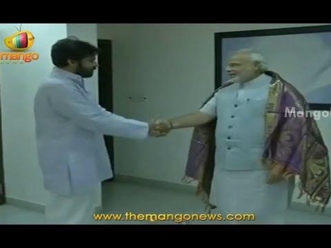 Exclusive interview of Power Star Pawan Kalyan in support of Narendra Modi - NaMo
