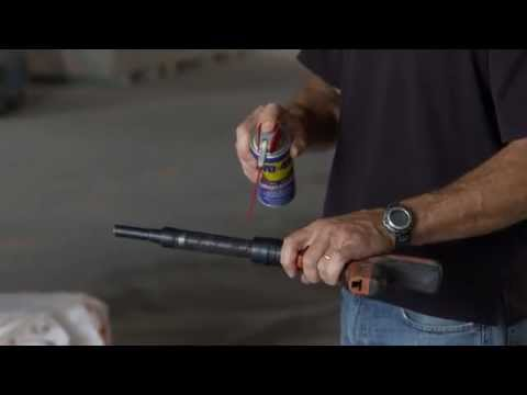 Hear it from the Pros - A Construction Tip from WD-40® Multi-Use Product