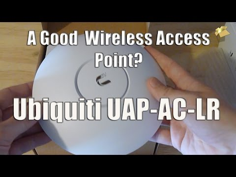 Ubiquiti Wireless Access Point – Unboxing and Review + Install