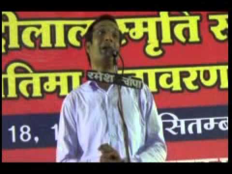 Sudeep Bhola Ji in Hindi Chhattisgarhi Hasya Kavi Sammelan Very Funny