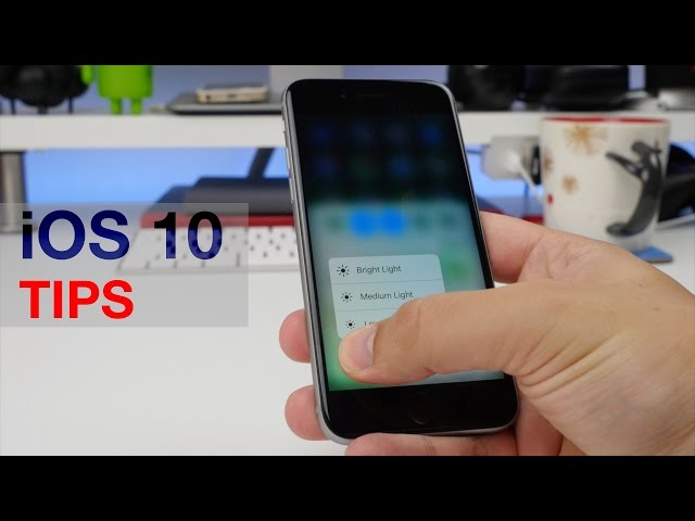 Apple iOS 10 review: Bringing more complexity and features to y