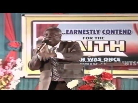 The Purity of Rapturable Saints By Pastor W.F. Kumuyi