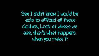 Tinchy Stryder Ft Dappy - Spaceship With Lyrics On Screen 2011 (: