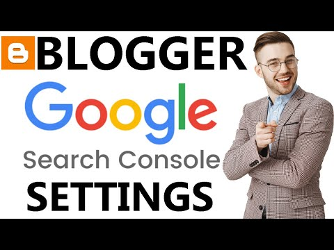 Blogger search console settings | google search console sitemap blogger tutorial in Hindi