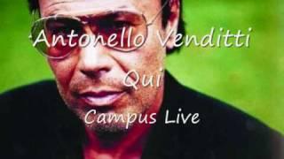 """Antonello Venditti Qui """"Live"""""""