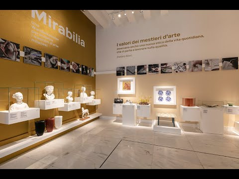 Mirabilia. Una Wunderkammer per scoprire i mestieri d'arte milanesi. 2020/2021