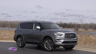 2018 Infiniti QX80 Video Review: Better Looks, But Still Worth It?