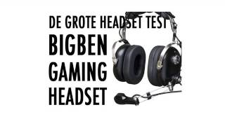 Headset Test: Big Ben Interactive XHS 20