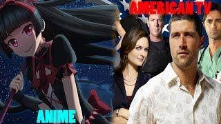 Anime vs American TV