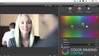 11. Final Cut Pro X Color Correction Tutorial: Contextual (Location) Based Looks