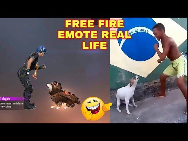 """5 emotes Free Fire langka seperti """"I'm Rich"""" yang layak dikoleksi pada tahun 2021"""