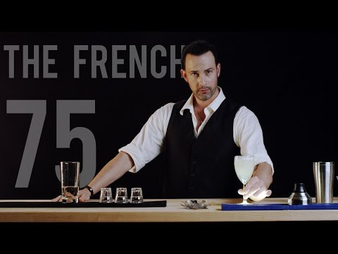 Video How to Make The French 75 - Best Drink Recipes