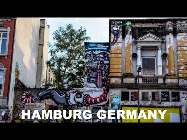 New NOVE Mural in Hamburg