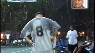 NBAへの挑戦!スポーツドキュメントバスケットボール!金井善哲!vol.2
