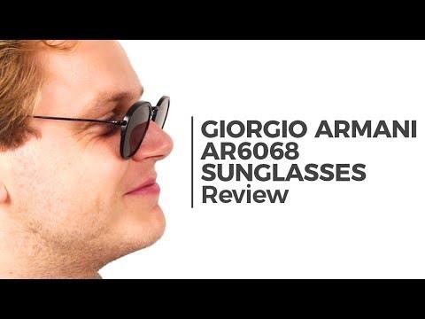 Giorgio Armani AR6068 Sunglasses Review | SmartBuyGlasses