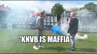 De Graafschap-fan bouwt stadion in achtertuin: 'KNVB is maffia'