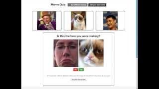 Meme Quiz!