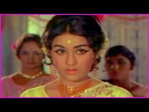 Sobhan Babu's Kiladi Bullodu Movie Birthday Song | Chandrakala | Rose Telugu Movies
