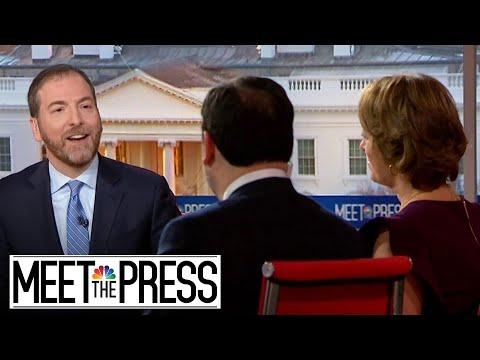 Full Panel: Articles Of Impeachment Reach The Senate | Meet The Press | NBC News