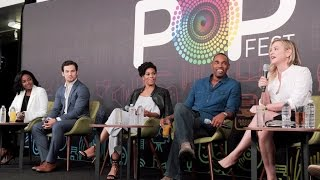 The Greys Anatomy Cast Playing Three Rounds At EW PopFest 2016