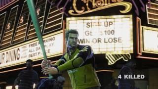 Bas op stap voor Dead Rising 2 en Samurai Heroes - Reportage [HD]