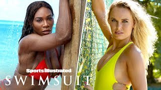 Serena & Venus Williams, Maria Sharapova, SIS's Sexiest Tennis Players | Sports Illustrated Swimsuit