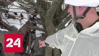 Украинские военные обстреляли Докучаевск из минометов - Россия 24