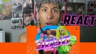 Gloria Groove Feat. IZA   YoYo  REACTION