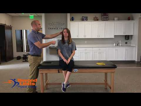 Top 4 exercises for neck and upper back pain