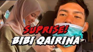 SUPRISE BIRTHDAY BIBI QAIRINA!