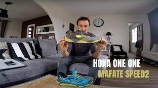 Hoka One One Mafate Speed 2, Chaussures De Trail